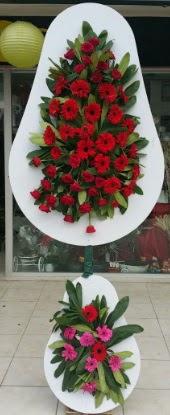 Çift katlı düğün nikah açılış çiçek modeli  Siirt çiçek satışı