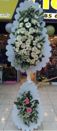 Çift katlı düğün nikah açılış çiçeği  Siirt güvenli kaliteli hızlı çiçek
