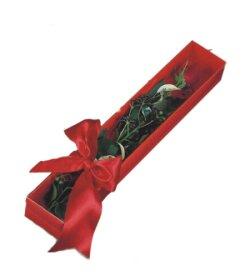 Siirt çiçek siparişi vermek  tek kutu gül sade ve sik