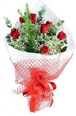 7 adet gülden kız arkadaşıma çiçek  Siirt güvenli kaliteli hızlı çiçek
