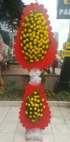 Düğün nikah açılış çiçek modeli  Siirt çiçek yolla