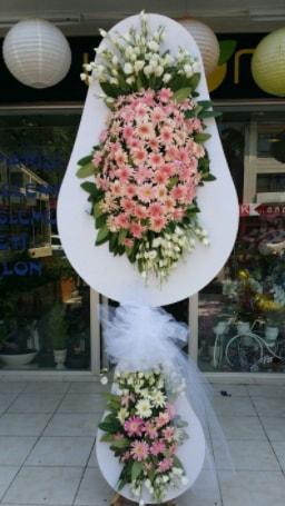 Çift katlı özel şahane sepet çiçeği  Siirt güvenli kaliteli hızlı çiçek