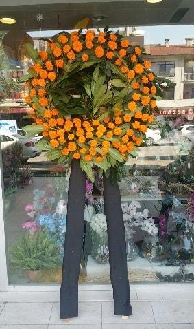 Cenaze çiçeği cenaze çelengi çiçek modeli  Siirt kaliteli taze ve ucuz çiçekler