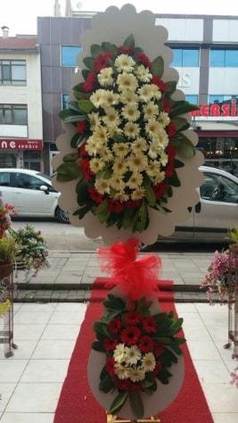 Çift katlı düğün açılış çiçeği  Siirt yurtiçi ve yurtdışı çiçek siparişi