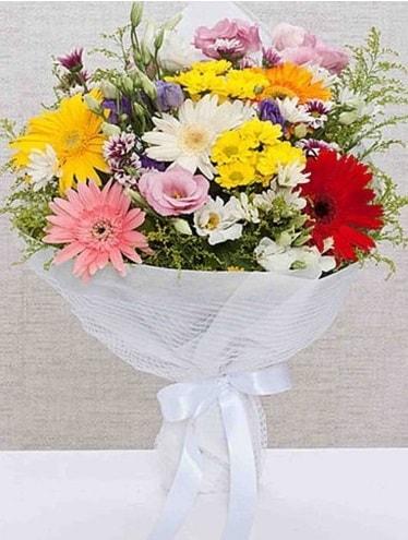 Karışık Mevsim Buketleri  Siirt çiçek yolla , çiçek gönder , çiçekçi