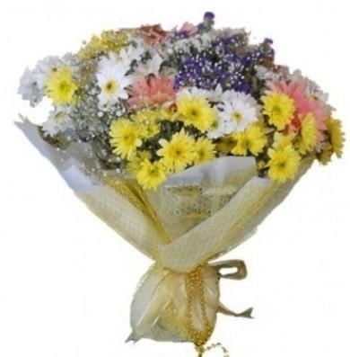 Karışık mevsim çiçeği  Siirt yurtiçi ve yurtdışı çiçek siparişi