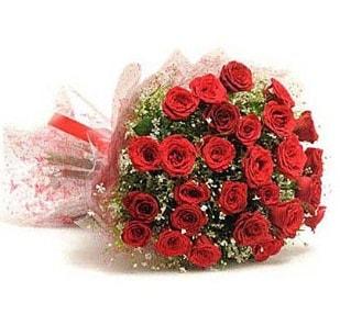 27 Adet kırmızı gül buketi  Siirt çiçek yolla , çiçek gönder , çiçekçi