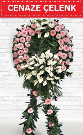 Çelenk Cenaze çiçeği  Siirt İnternetten çiçek siparişi