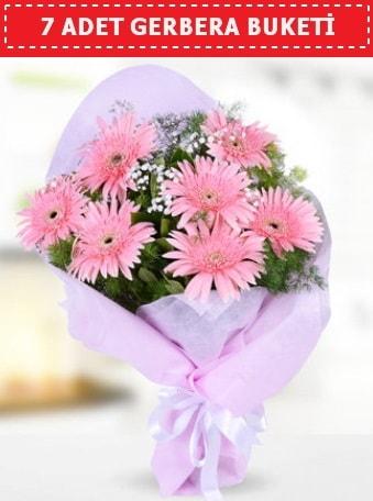Pembe Gerbera Buketi  Siirt online çiçekçi , çiçek siparişi