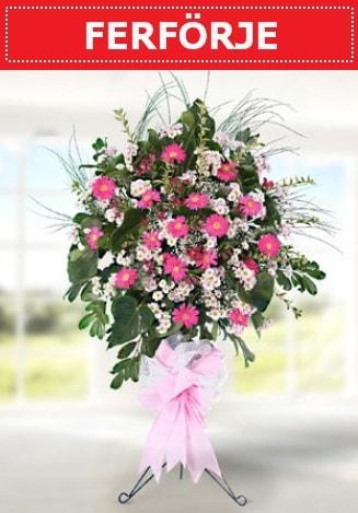 Ferförje düğün nikah açılış çiçeği  Siirt çiçek mağazası , çiçekçi adresleri