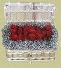 Siirt çiçekçi mağazası  Sandikta 11 adet güller - sevdiklerinize en ideal seçim